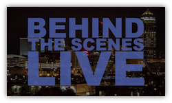 Behind the Scenes Live