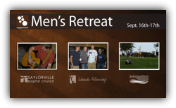 Men's Retreat 2011