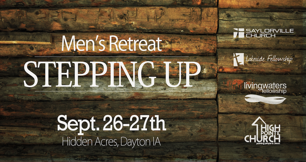 Men's Retreat 2014