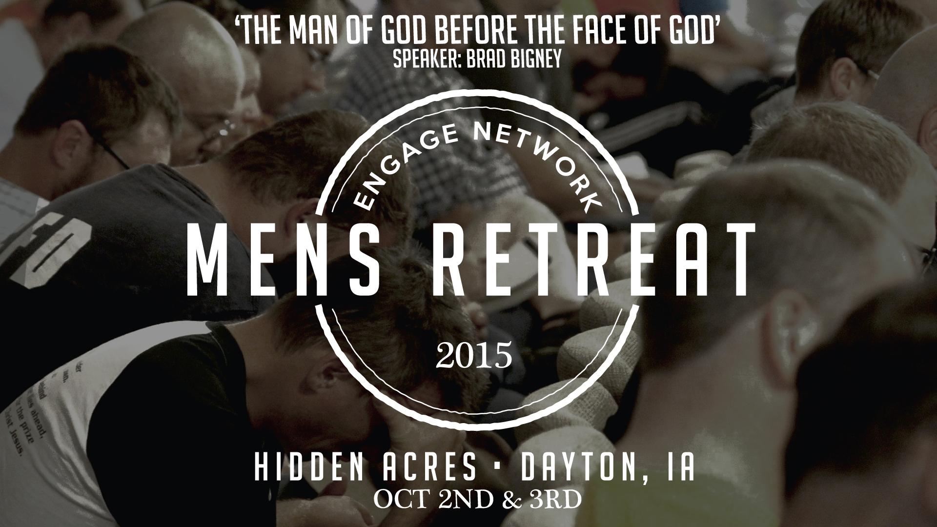 Men's Retreat 2015