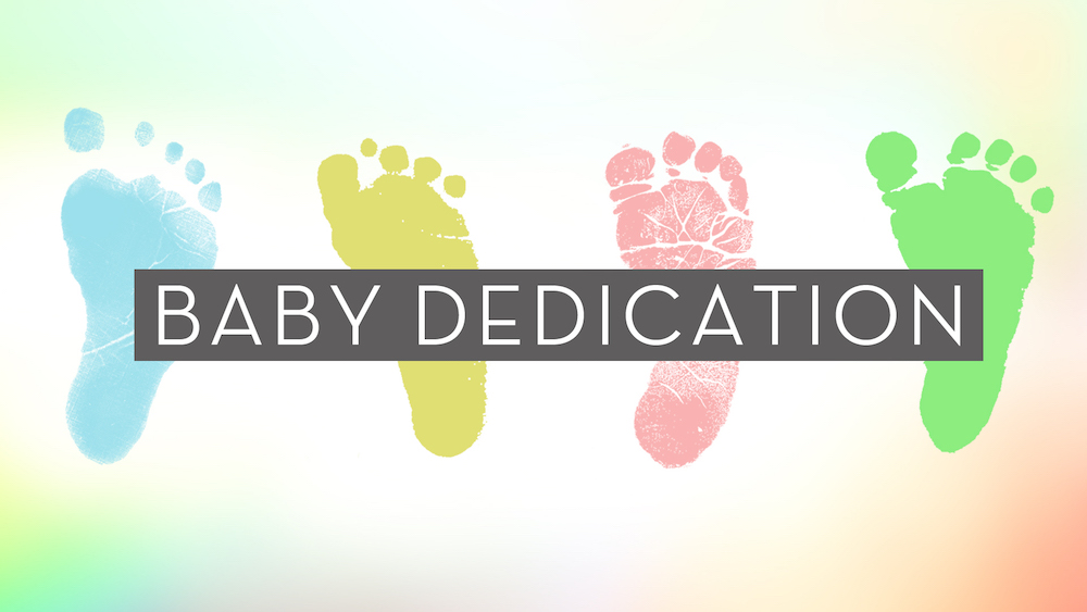 Baby Dedication Message Pictures To Pin On Pinterest