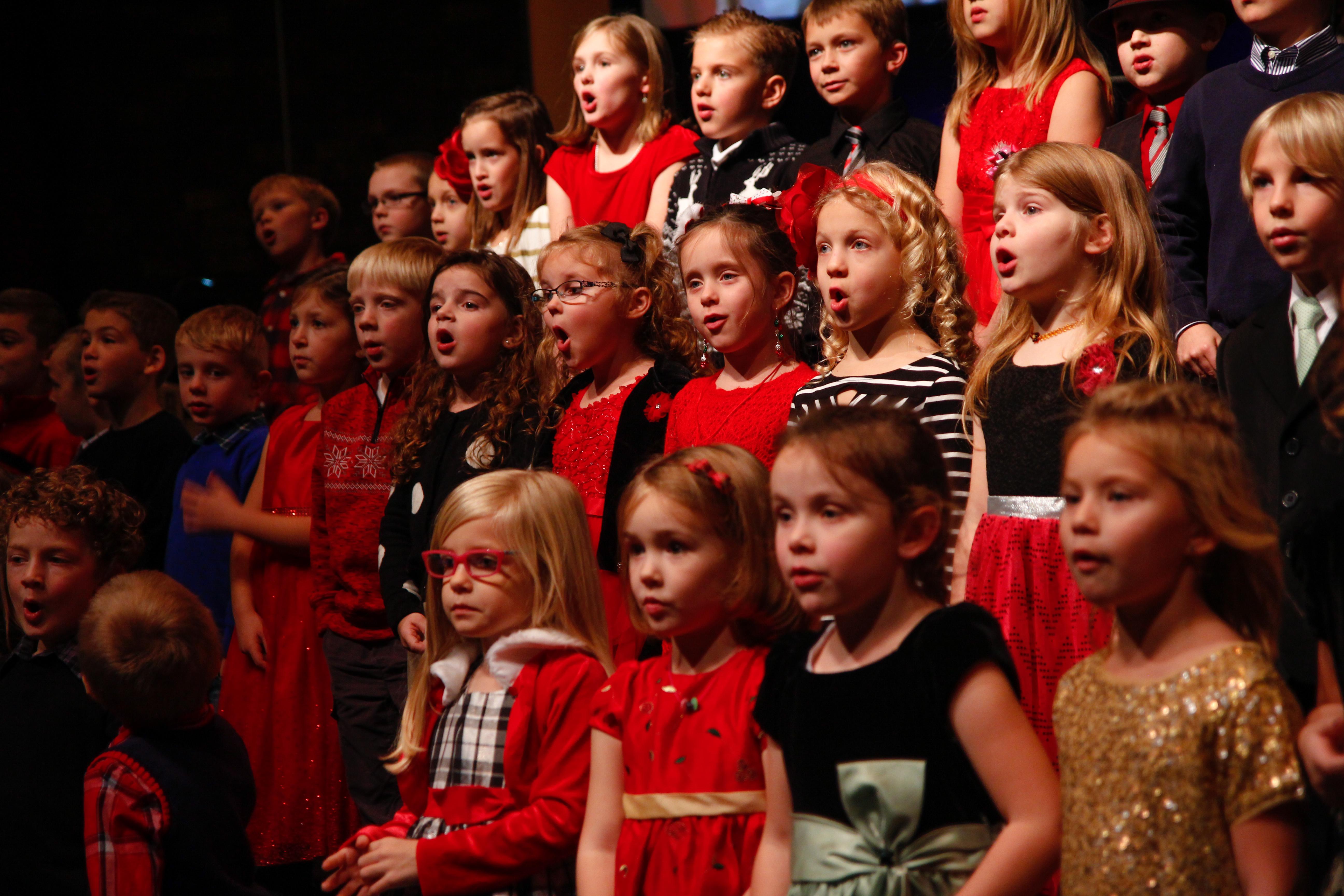 Shine Kids Christmas Program
