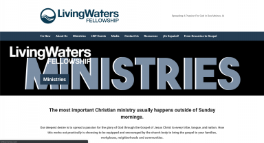 Living Waters Fellowship