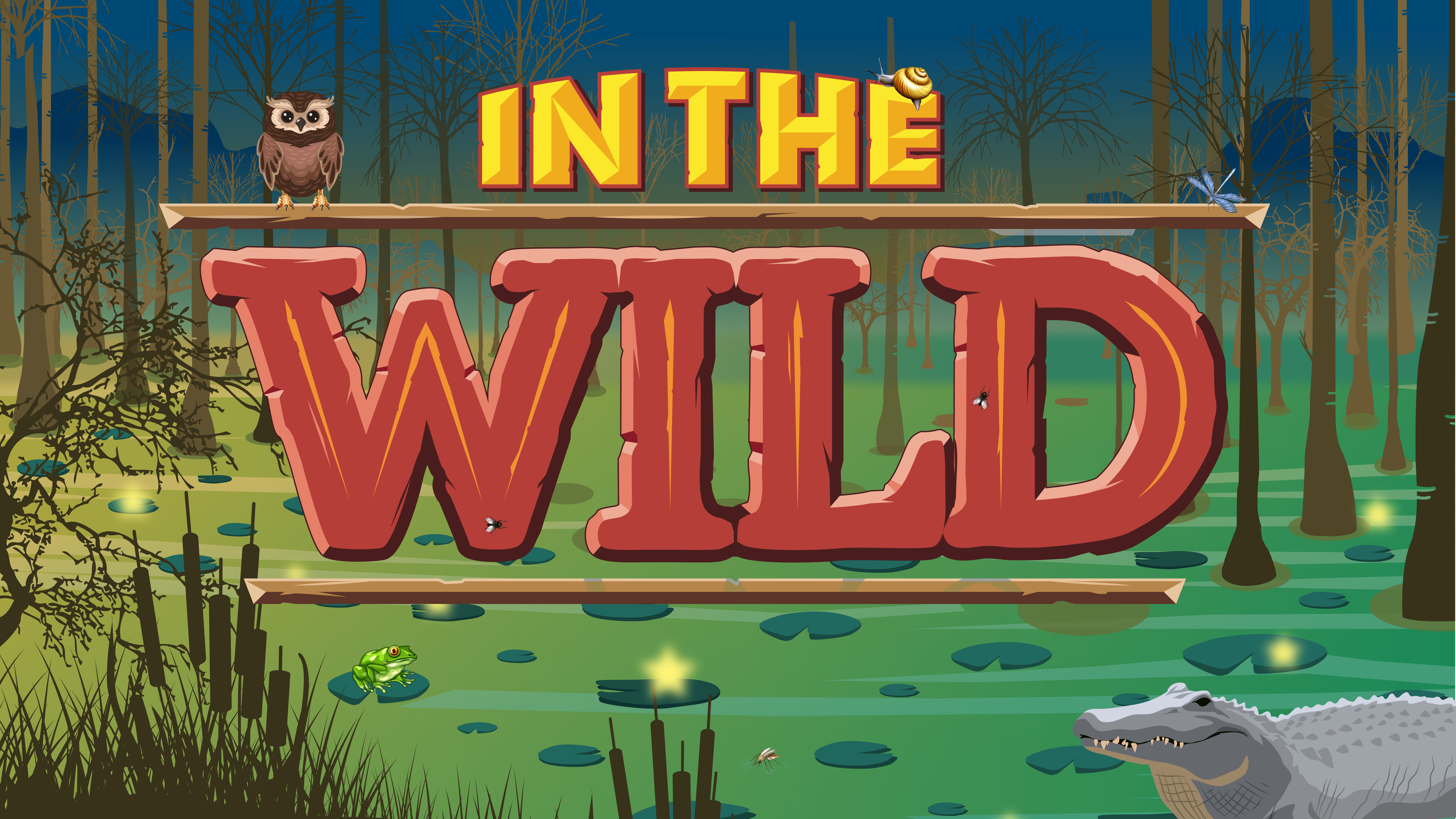 vacation bible school � in the wild